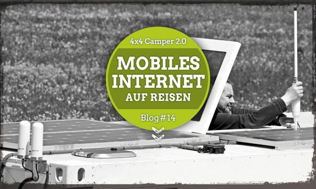 Mobiles Internet auf Reisen
