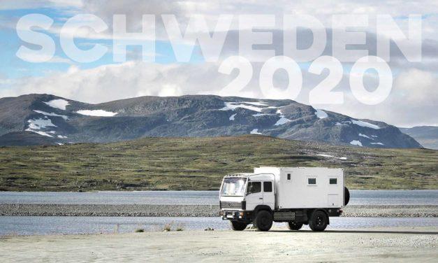 Schweden – einmal Lappland und zurück