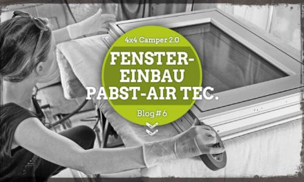 Fenstereinbau PaBST-Air Tec.