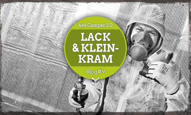 Lack & Kleinkram