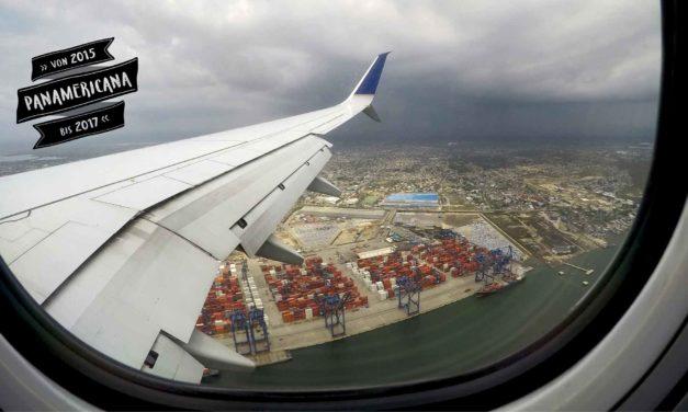 """Südamerika Teil 1 – Verschiffung über den """"Darien Gap"""""""