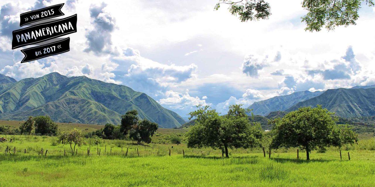 Südamerika Teil 2 – Kolumbien