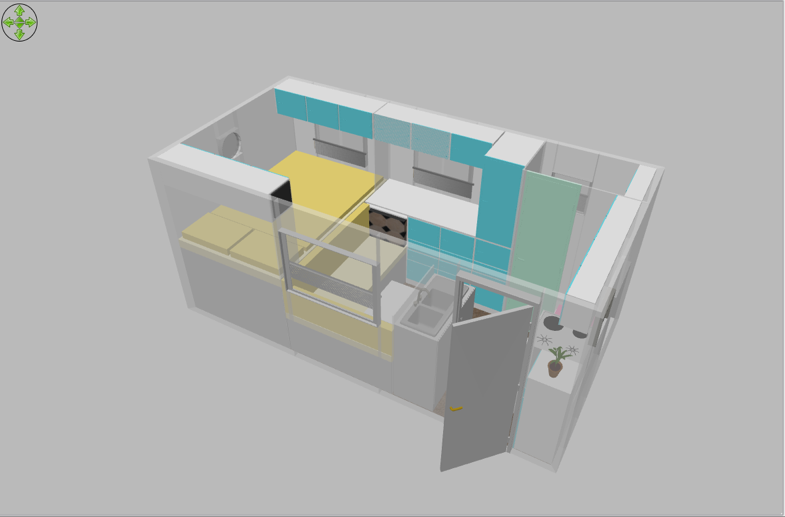 Innenraumplanung itchywheels 4x4 weltreise und ausbau blog for 3d innenraumplanung